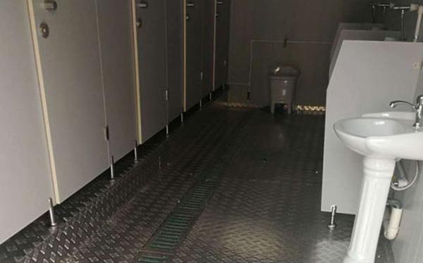 工地集装箱移动厕所淋浴房